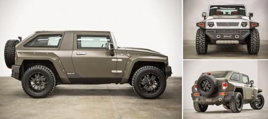 Rhino XT | US Specialty Vehicles