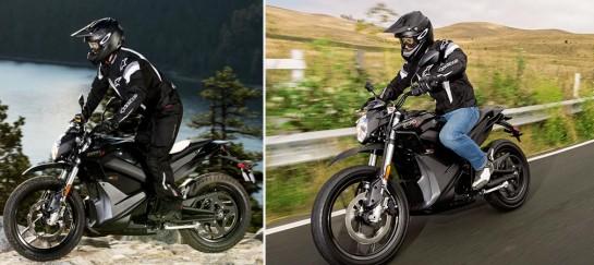 Zero DSR Dual-Sport | By Zero Motorcycles