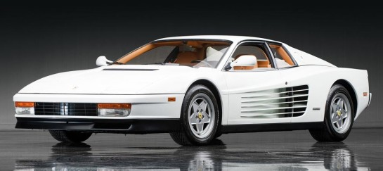 FOR SALE: The Wolf Of Wall Street's 1991 Ferrari Testarossa