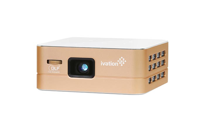 Ivation Pro3 Portable Smart Projector
