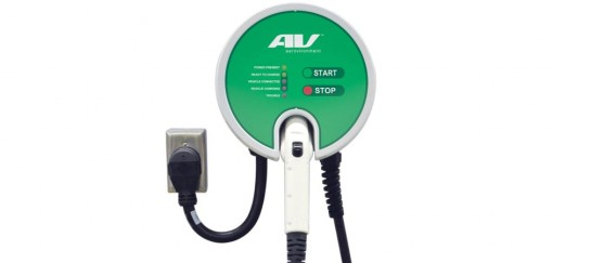 Aerovironment RS EV Charger