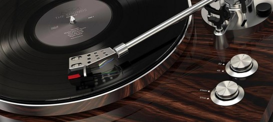 BT-500 Turntable | By Akai Professional