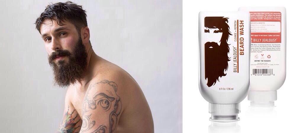 Billy Jealousy Beard Shampoo