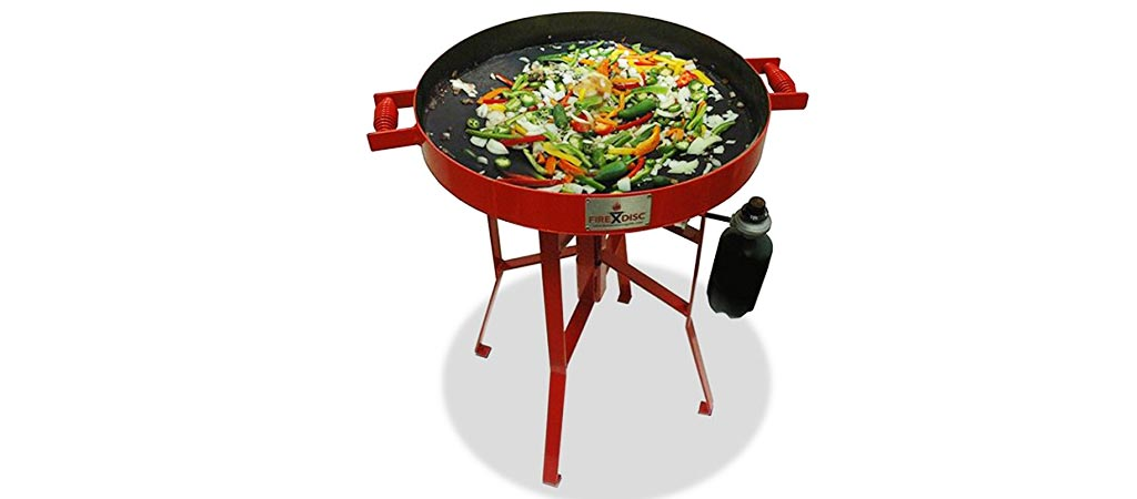 Fire Disc Grills