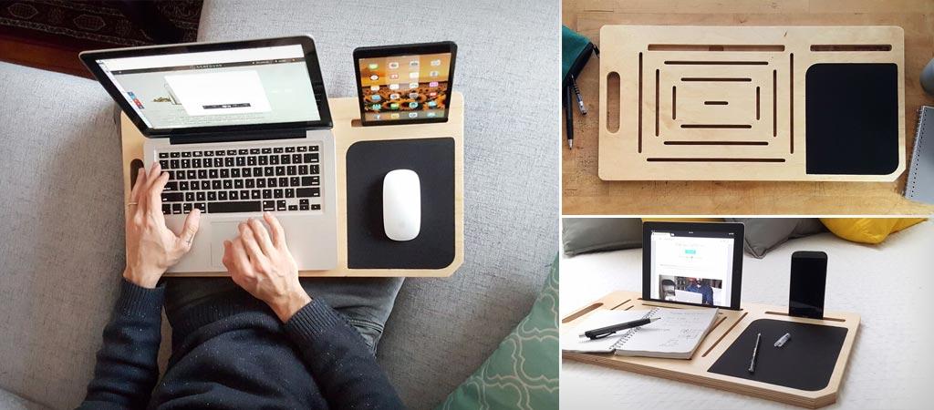 Lappad Laptop Table