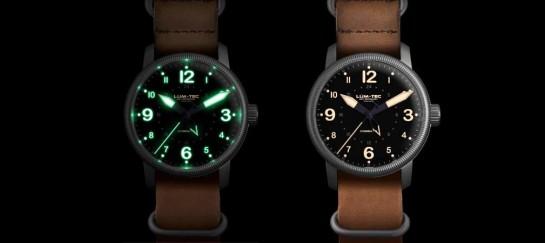 Combat B33 GMT Watch | By Lum-Tec