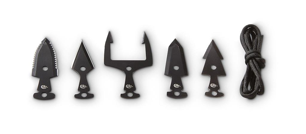 Colt S.P.E.A.R. Tactical Arrowheads