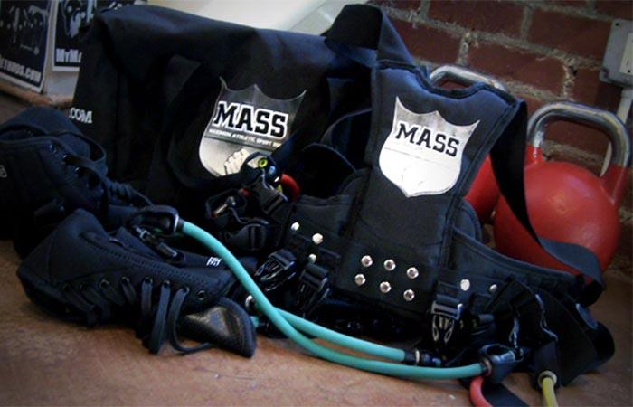 Parts Of BAS-RUTTEN Mass Suit