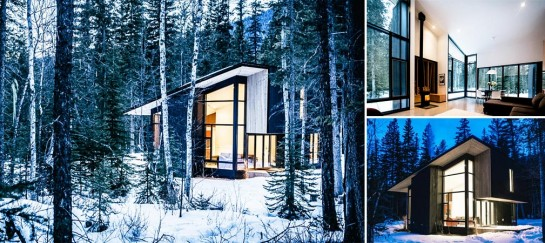 Airbnb Of The Week | Modern Cabin Retreat in British Columbia