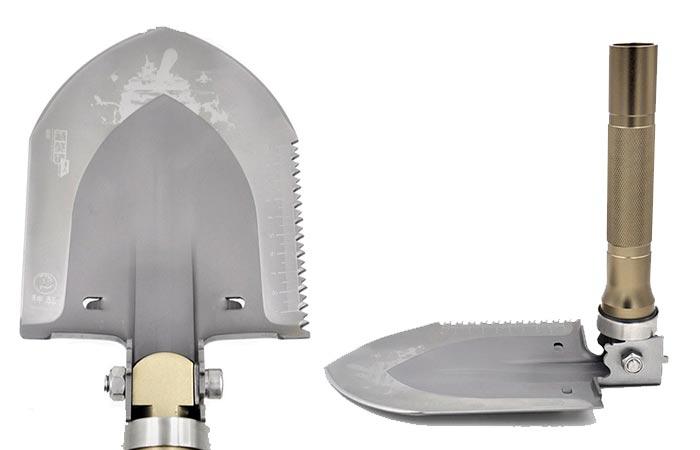 The Head Of Multi-function Folding Shovel