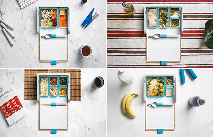 Different Meals in Prepd Pack