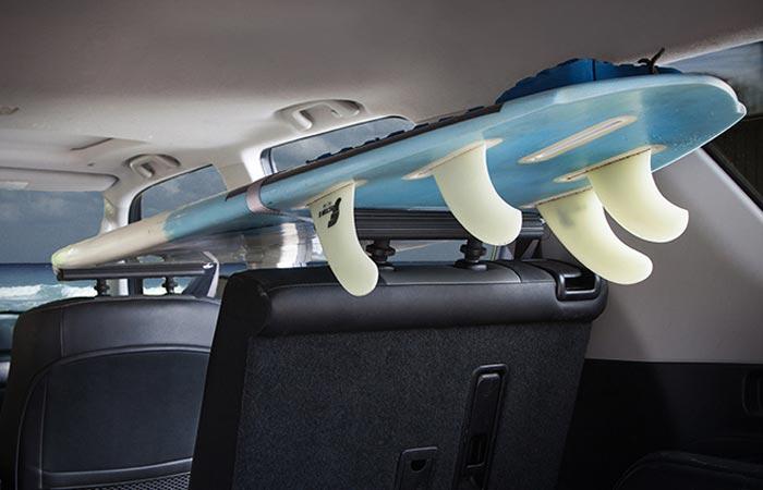SeatRack Car Interior Storage Rack