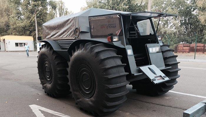Sherp Atv Latest Russian Atv