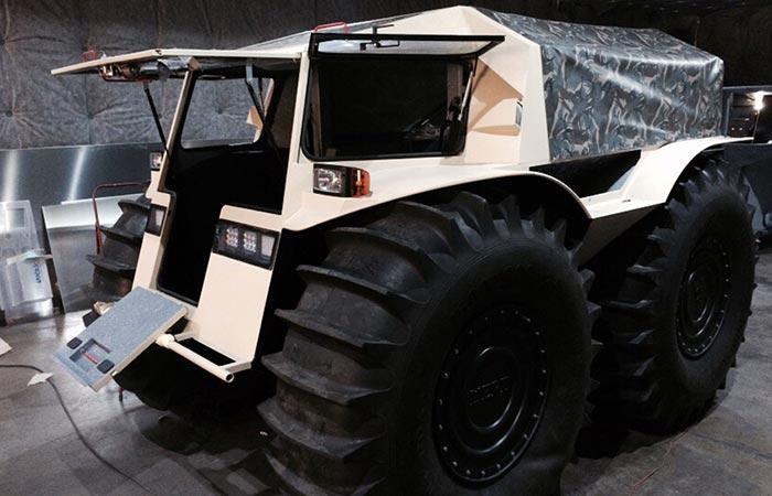 Sherp Atv Latest Russian Atv