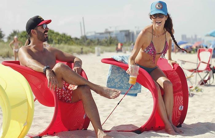 Suzak Chair On The Beach