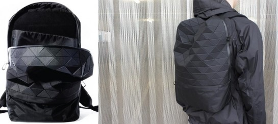 Tessel Supply Jet Pack 2.0 | Backpack Inspired By jet Fighters