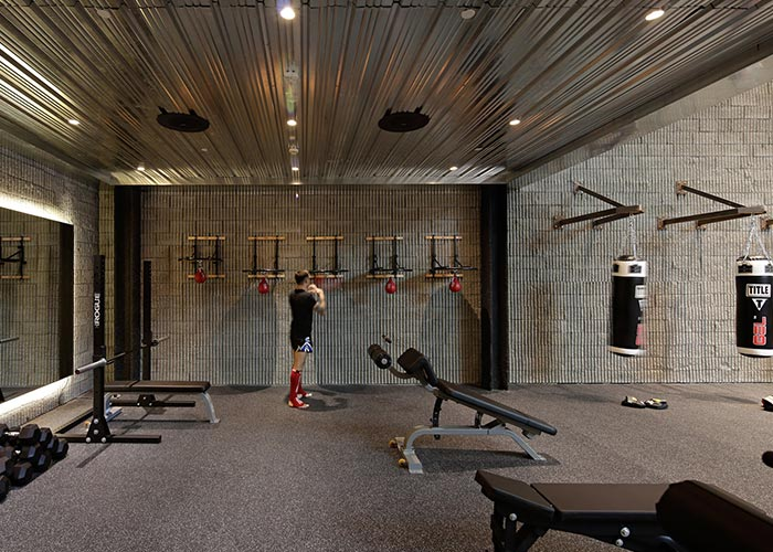 The Burrow Kuwaits Most Stylish Boxing Gym