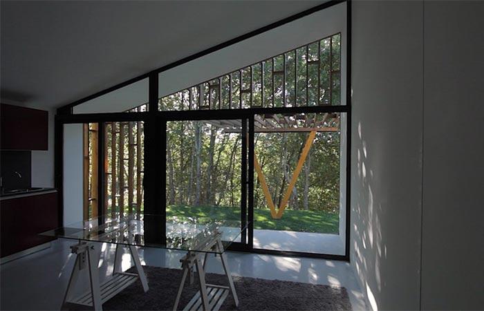 Inside The Gomos Modular House