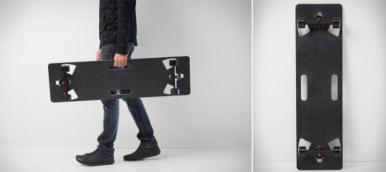 The Lo-Ruiter Longboard | By Joey Ruiter