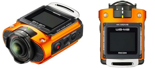 Ricoh WG-M2 | 4K-Shooting Action Camera