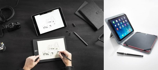 The Slate – Smart Drawing Pad | By iskn