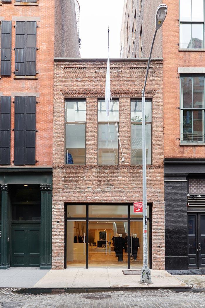 Totokaelo NYC Entrance