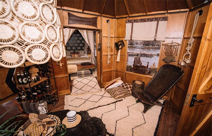 Virgin Holidays' South African Treehouse Interior