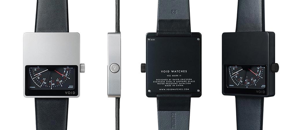 Void VO2 Mark II Watch