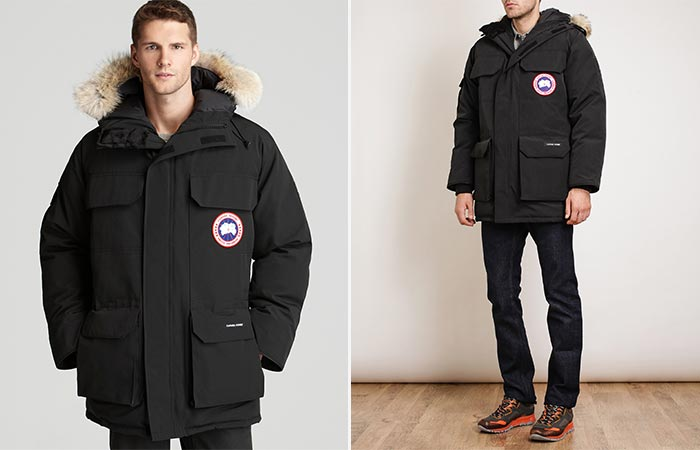 canada goose parkas expedition