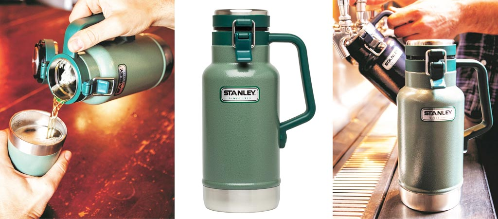 New! Stanley Insulated Growler