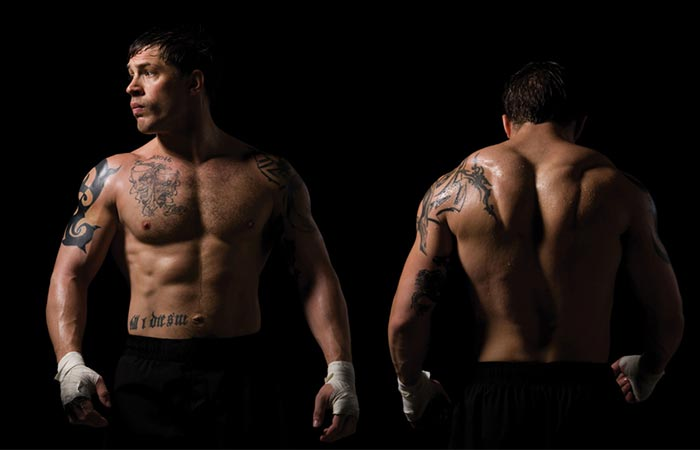 Tom Hardy In Warrior