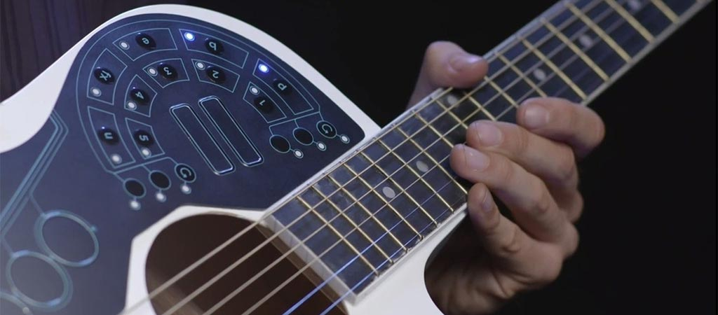 ACPAD   The World's First Midi-Controller for Acoustic Guitar
