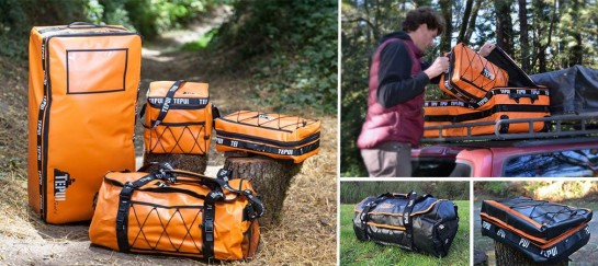 Expedition Series Gear Bags | By Tepui Tents