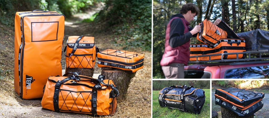 Expedition Series Gear Bags   By Tepui Tents