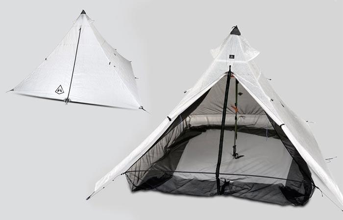 UltaMid 4 Shelter with mesh insert