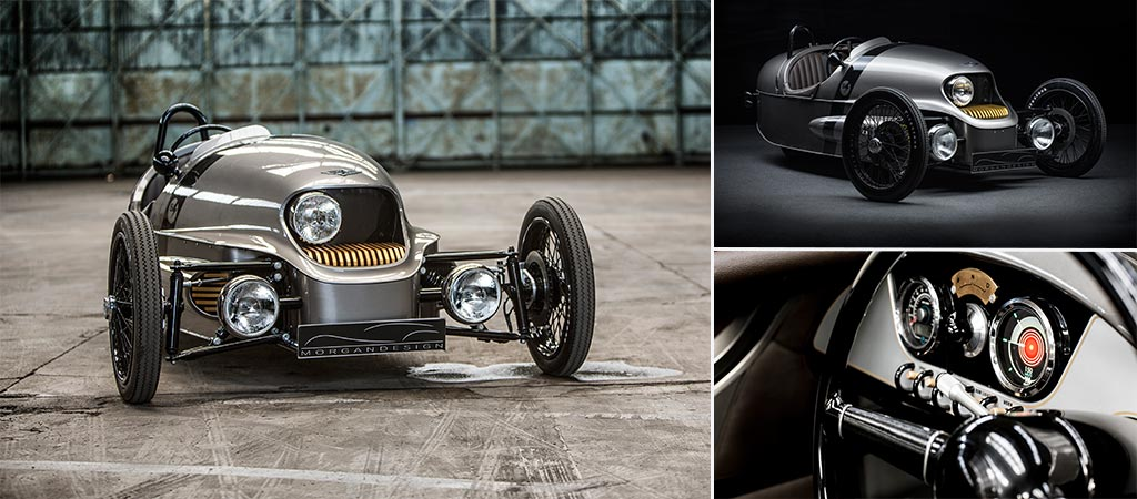 Morgan EV3 Electric Car