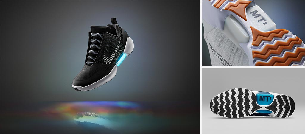 Nike Self Lacing Shoes
