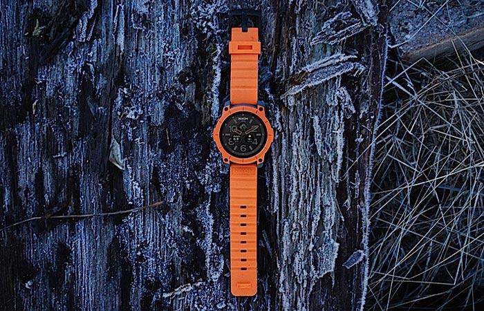 Nixon The Mission Smart Watch