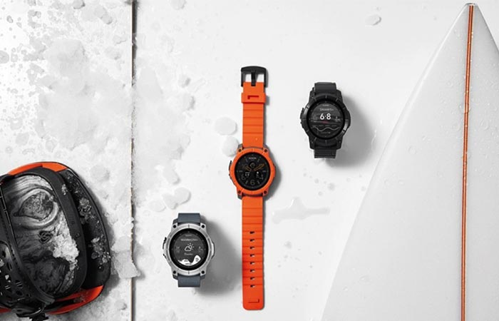 Different Styles Of Nixon Mission