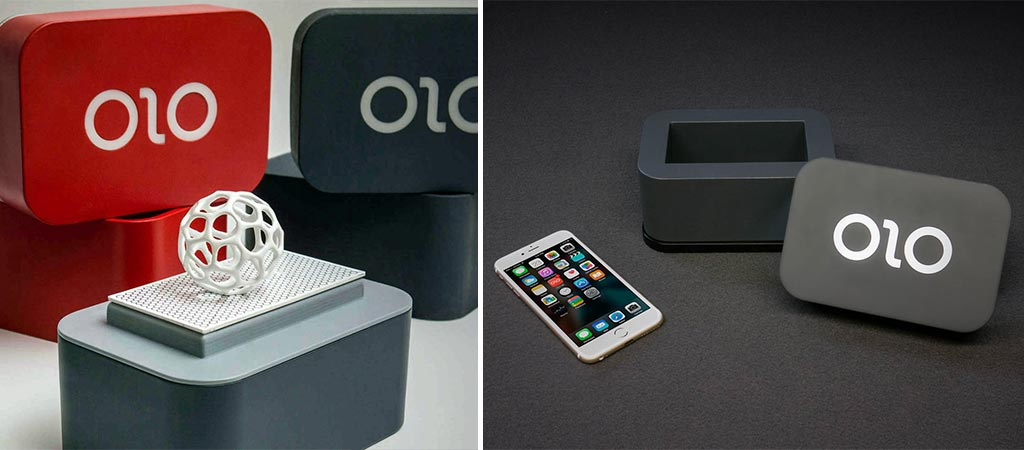 OLO | World's First Smartphone 3D Printer
