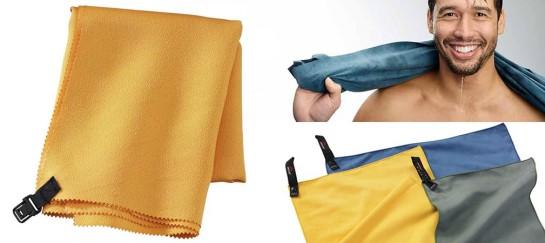 PackTowl Nano Light Ultrafast-Drying Towel