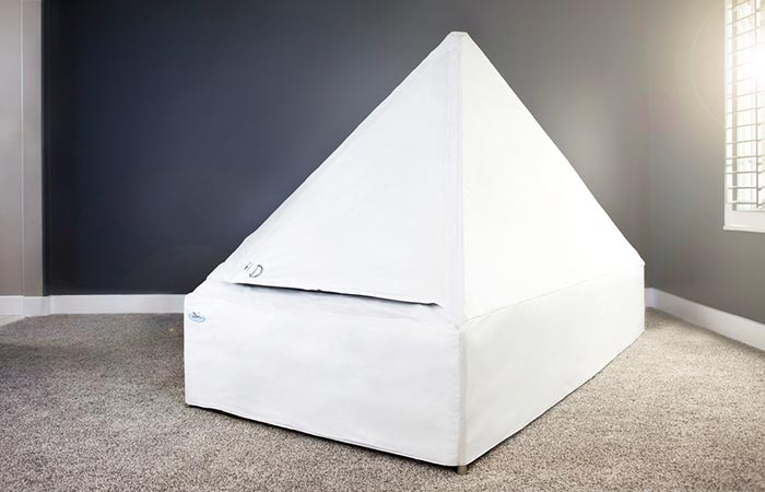 Zen Float Tent  A Modern Isolation Tank For The Home