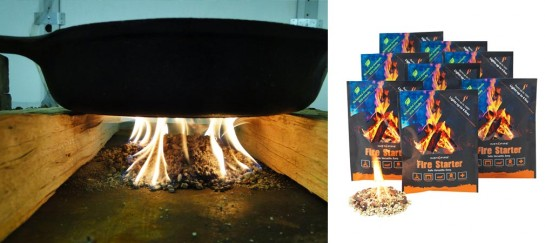 InstaFire Eco-Friendly Granulated Fire Starter