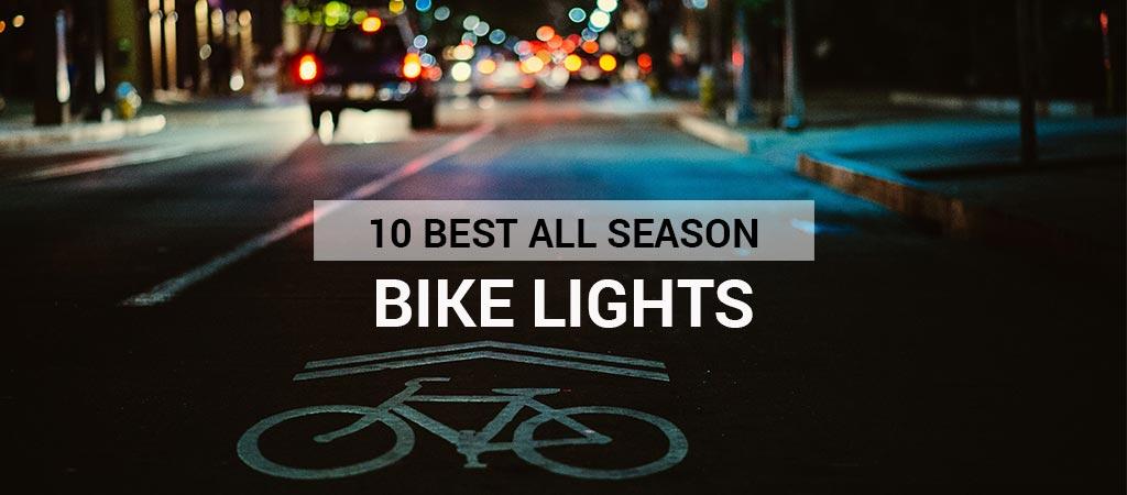 10 Best All Season Bike Lights
