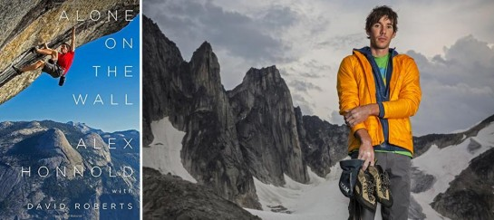 Alone On The Wall | By Alex Honnold