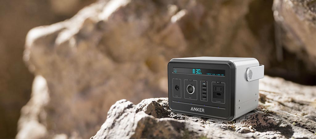 The Anker Powerhouse Alternative Power Supply