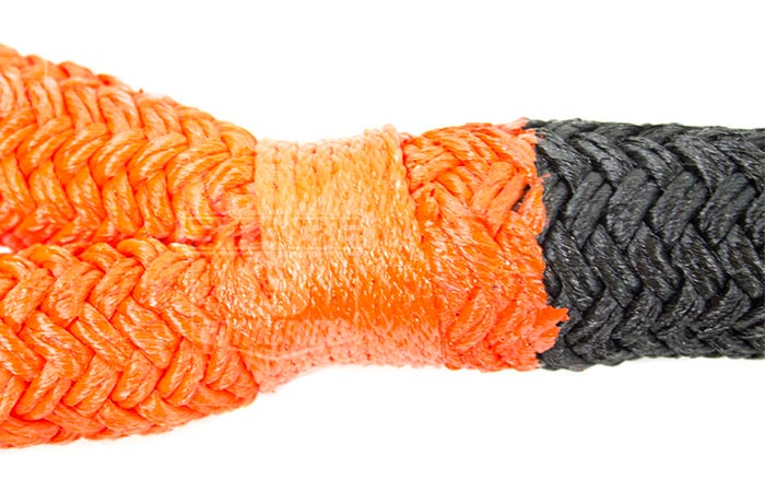Orange And Black Bubba Rope