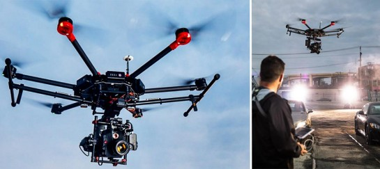 DJI Matrice 600 Drone | A Drone For The Professional Cameraman