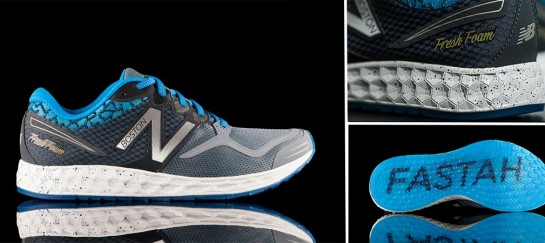 New Balance Launches Fresh Foam Zante Boston Shoes