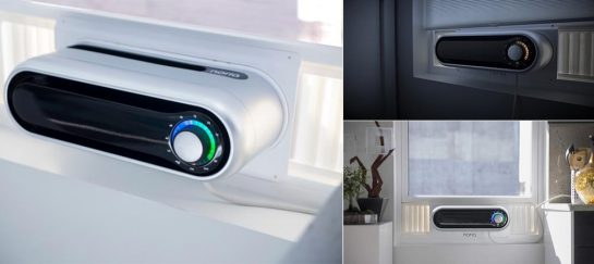 Noria   The Window Air Conditioner Redefined